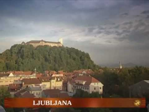 Ljubljana, travel guide with the most beautiful pictures of city