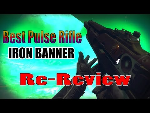 Best Iron Banner Weapon (Time-Worn Spire) Re-Review