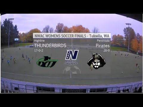 WSOC: NWAC Championship Final - Peninsula vs Highline