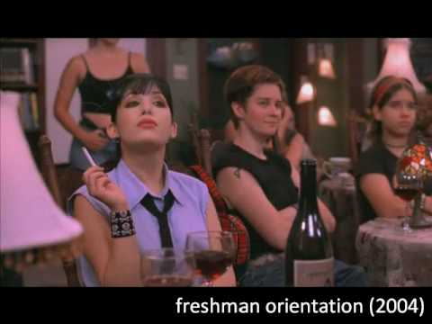 freshman orientation 2004 excerpt