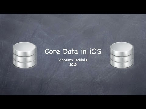 Core Data: Build a Library Catalog for the iPhone