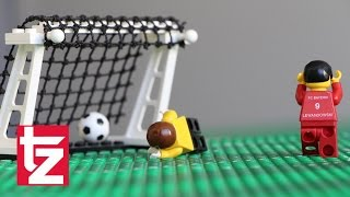 FC Bayern: Lego-Lewy mit nächster Gala gegen Borussia Dortmund - 2015