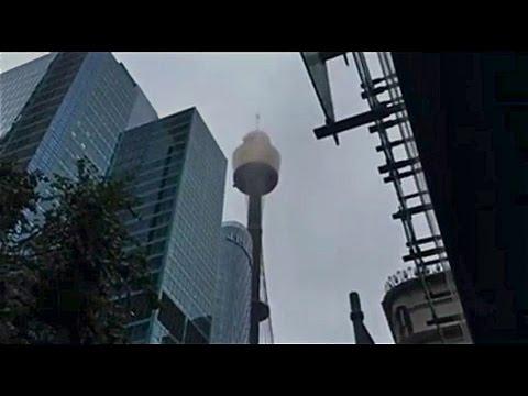 Sydney CBD (2015): Martin Place, Centrepoint Tower, Pitt Street Mall