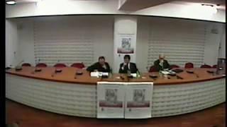 Concilio Vaticano II, una storia mai scritta. Intervento di don Alberto Secci.wmv