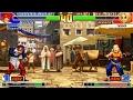 Kof 98 - testest (japon) vs sanjyo (japon) Fightcade