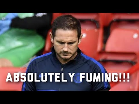 'Absolutely Fuming' - Lampard wants Chelsea star gone in weeks | Transfer Talk Daily