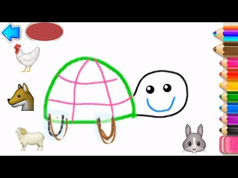 Impariamo A Disegnaredisegni Facili Per Bambinitutorial Per