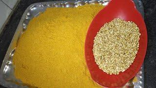 1kg ಧನಿಯಾ ಪುಡಿ ಮಾಡುವ ವಿಧಾನ*.How to make Coriander powder at Home.