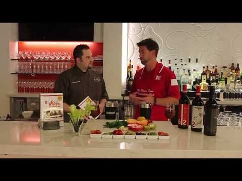 Big Red Recipes - Behind the Recipe with Eric Crouch