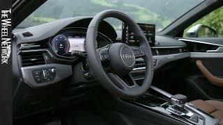 2020 Audi A4 Avant 40 TDI Interior