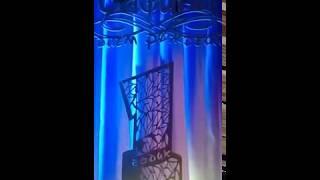 Сиреневая пресс стена искусственными цветами Алматы(Пресс стена 3д на свадьбу. Пресс стена на годик Заказы на пресс стену из бумажных цветов принимаются за 1,5..., 2016-07-30T15:11:17.000Z)