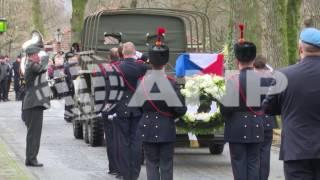 Afscheid veteranen-generaal Ted Meines