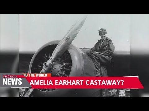 Bones found on Pacific island 'likely' belong to Amelia Earhart: researcher