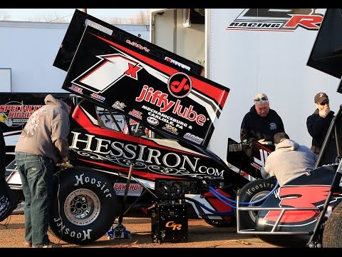 3.25.16 Williams Grove Speedway - Chad Trout