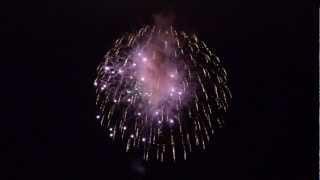 Fireworks - Dana Pont Harbor July 4th 2012
