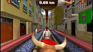 ¿Qué pasaría si fueses el toro de San Fermín?