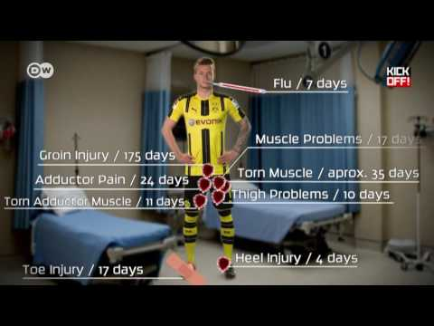 Medical File: Marco Reus and his many injuries