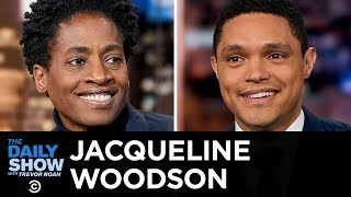 "Jacqueline Woodson - ""Red at the Bone"" and Creating Empathy via Complex Stories 