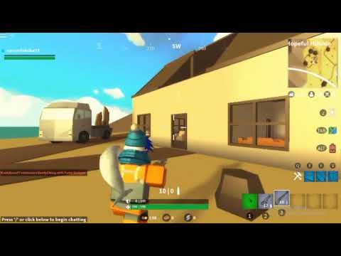 How To Thank The Bus Driver Roblox Island Royale!