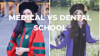 Should I go to dental or medical school? Comparing the two, from someone who went to both