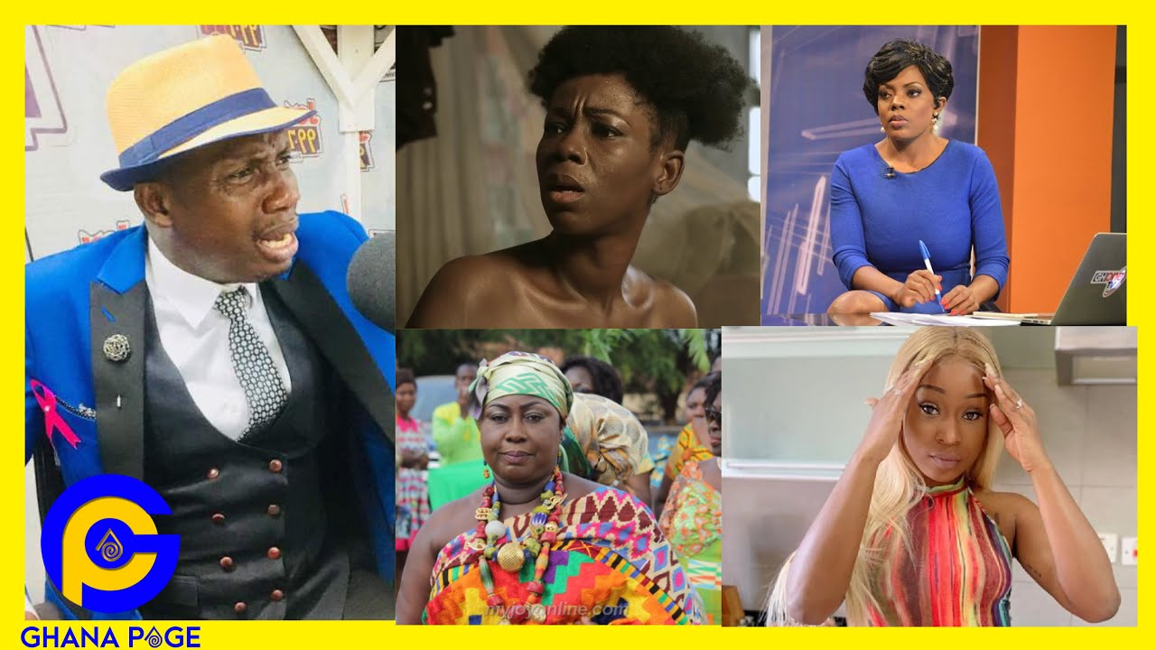 Counselor Lutterodt blast Nana Aba,Gifty Anti,Ama K Abrebrese in defence of 'rαpe' comment after ban