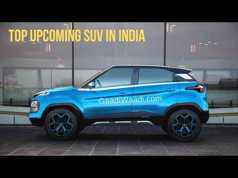 Upcoming SUV In India 2019 - 12 SUV Coming