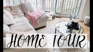 LAUREN CROWE | HOME TOUR | INTERIORS | HOMEWEAR HAUL