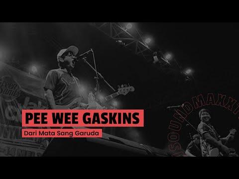 Pee Wee Gaskins - Dari Mata Sang Garuda (Live at JakCloth 2017 Goes to Padang)