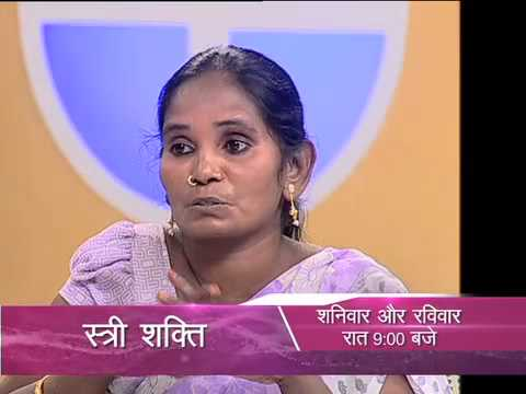 Meet Brave Zareena in Stree Shakti -15th Feb, Sunday at 9 pm only on DD NATIONAL.