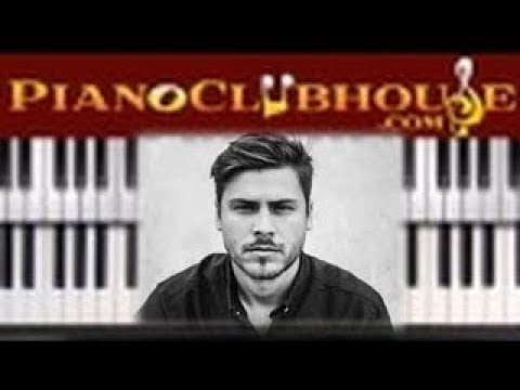 """🎹 How to play """"RECKLESS LOVE"""" by Cory Asbury (easy piano tutorial lesson free)"""