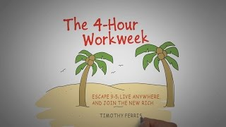 the 4 hour workweek escape 9 5 live anywhere and join the new rich   video audiobook summary