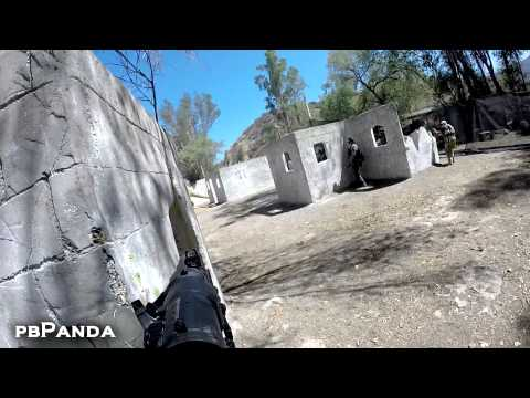 Friendly Fire SUCKS!   GoPro Paintball   Jungle Island