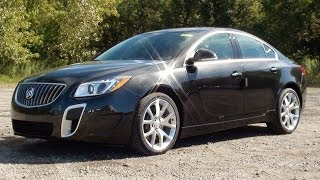 MVS - 2013 Buick Regal GS