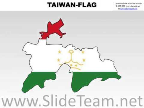 tajikistan country powerpoint flags presentation infographics slides