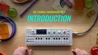 Teenage Engineering OP-1   Introduction