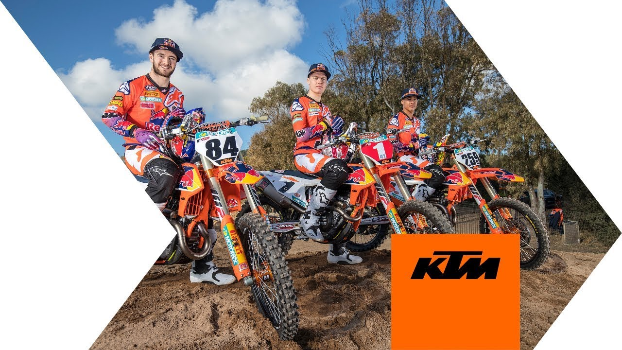READY TO RACE MXGP: Red Bull KTM Factory Racing Motocross ...