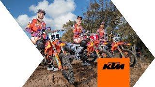 READY TO RACE MXGP: Red Bull KTM Factory Racing Motocross Team | KTM