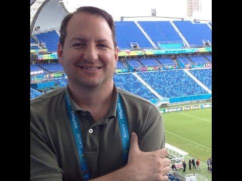 Журналист из США в России: Восторг от России и Москвы! (Чемпионат Мира  по футболу)