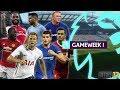 FIFA 17 Premier League 2017/18 - Gameweek 1 Highlights