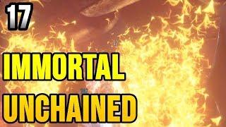 Zagrajmy w Immortal: Unchained - CORAZ TRUDNIEJ [#17]