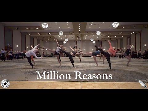 Million Reasons  Lady Gaga  Hollywood Connection