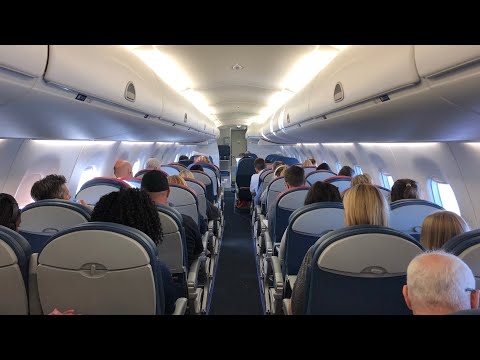 Delta Connection Embraer 175 Main Cabin Trip Report