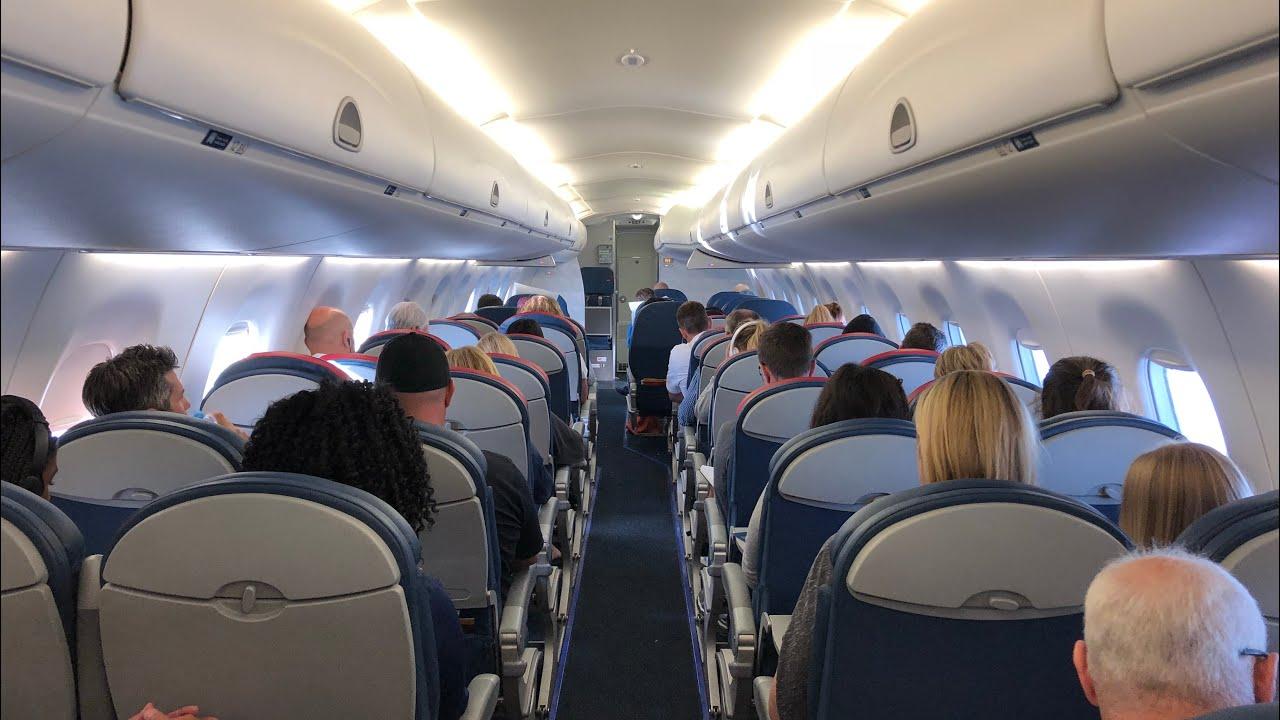 delta connection embraer 175 main cabin trip report youtube On delta main cabin v