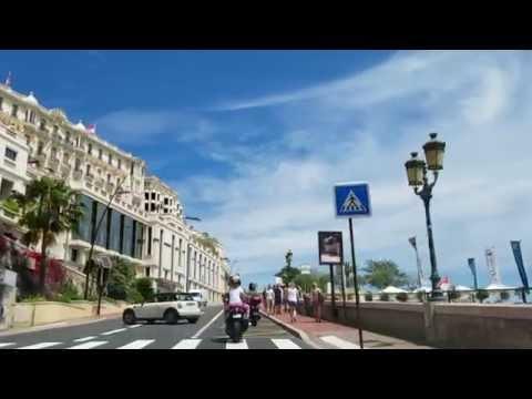 A Lap Around the Monaco F1 Circuit