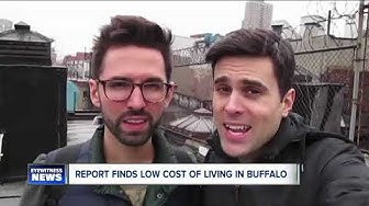 Buffalo has lowest cost of living in Upstate New York, report says