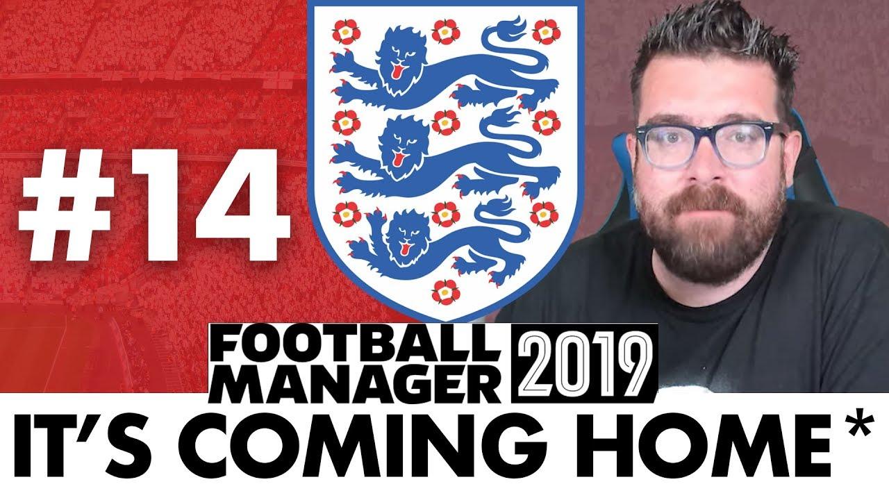 ENGLAND FM19   Part 14   BACKDOOR KEV?   Football Manager 2019