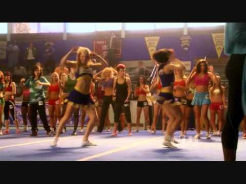 Hellcats - Cheerleader's audition
