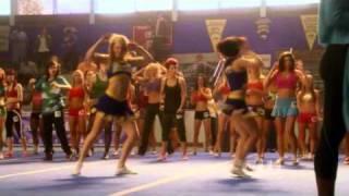 Hellcats - Cheerleader's audition