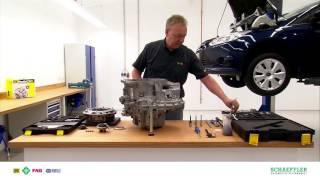 Заміна зчеплення Power Shift luk 602000800