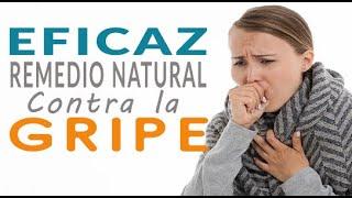 Elimina LA GRIPE en 10 minutos a los primeros síntomas - SORPRENDENTE